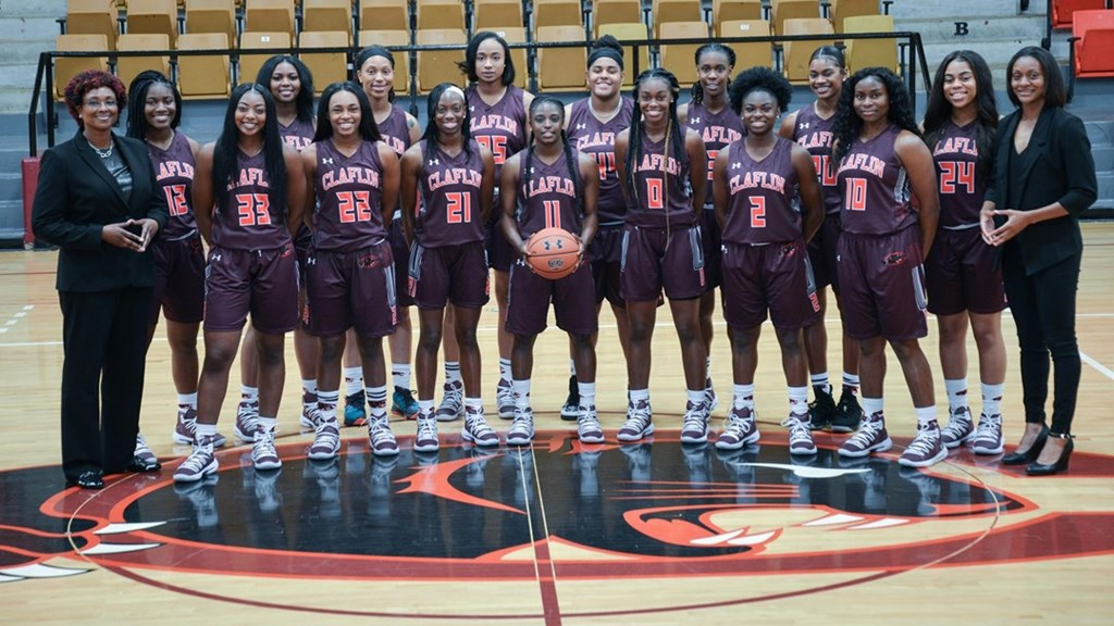 Lady Panthers Open CIAA Tournament Play Against Chowan - Claflin